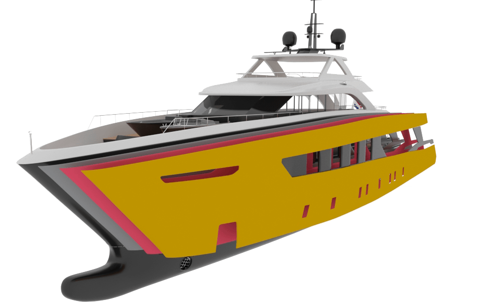 yacht paint phases FILLER 3- Yacht Paint
