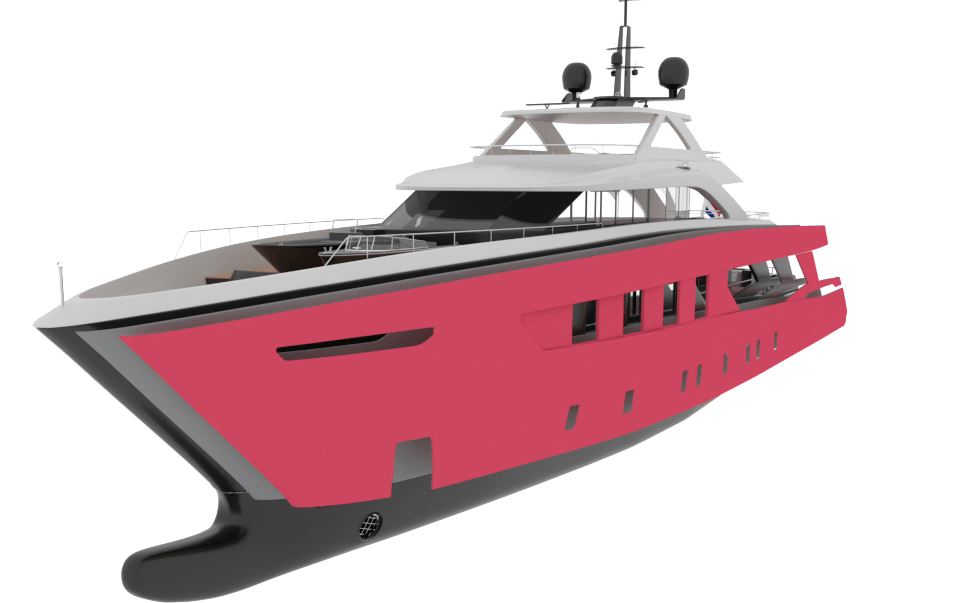 yacht paint phases PRIMER 3- Yacht Paint