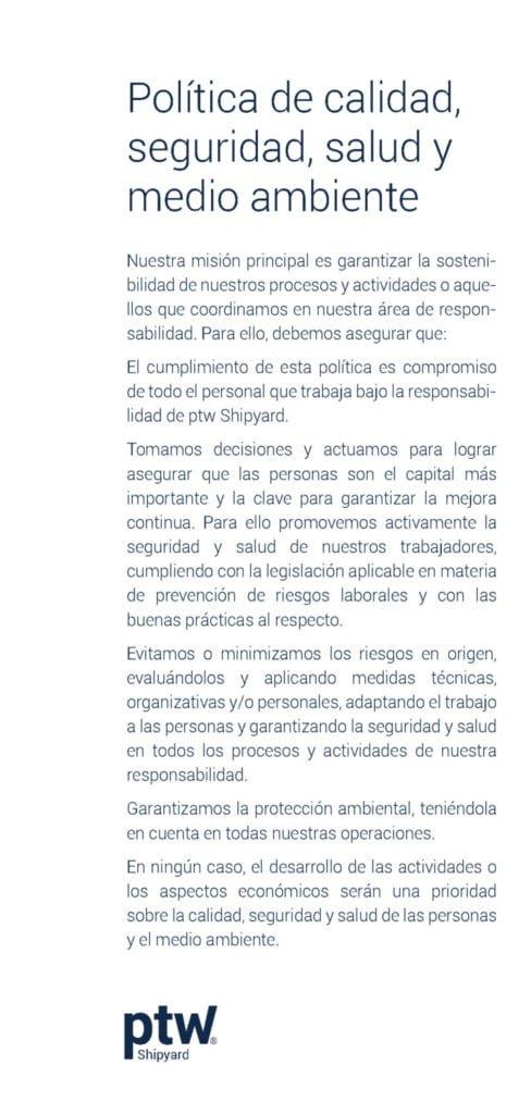 safety es Página 2 Safety and Environmental Rules