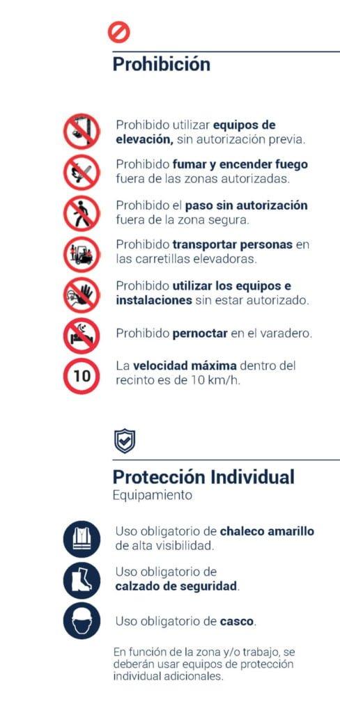 safety es Página 4 Safety and Environmental Rules