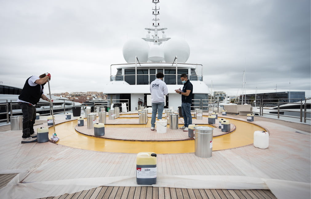 2021.05.26 PTW 2 10 best practices for a successful superyacht refit