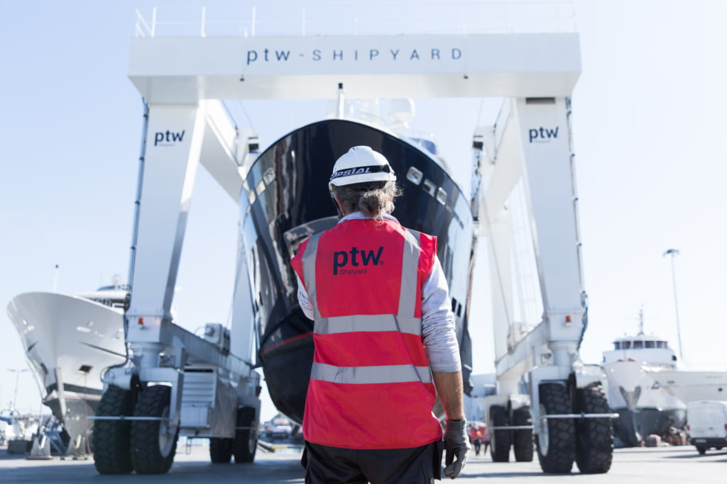 PTW 114 Fairwinds future for Shipyards on the Catalan Coast