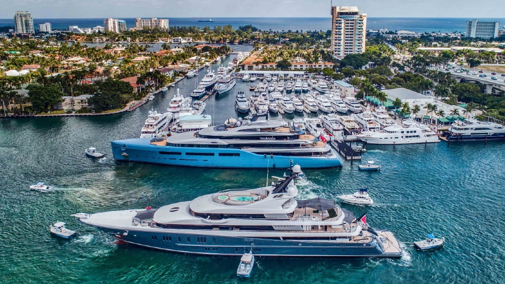 FLIBS 5 7 Top SuperYacht shows and exhibitions ptw Shipyard recommends for 2021 and 2022
