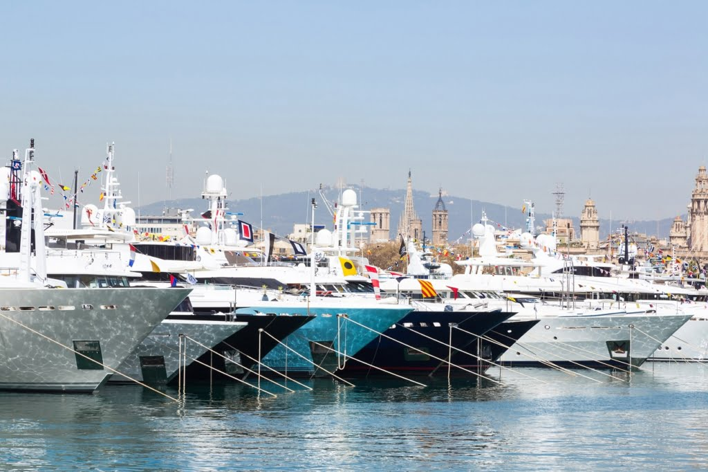 MYBA 7 Top SuperYacht shows and exhibitions ptw Shipyard recommends for 2021 and 2022