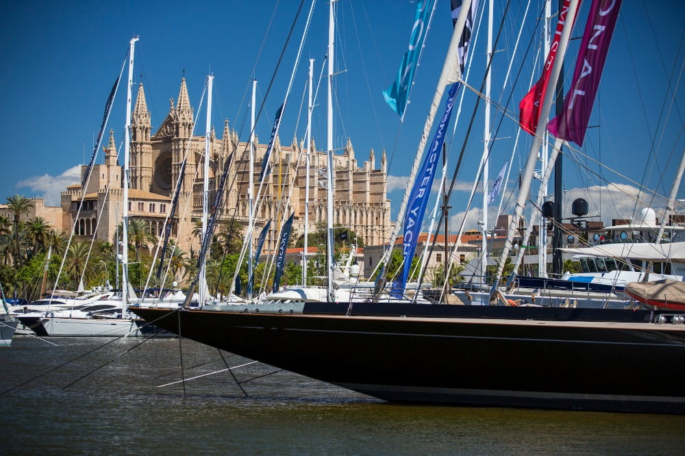 Palma Boat Show 7 Top SuperYacht shows and exhibitions ptw Shipyard recommends for 2021 and 2022