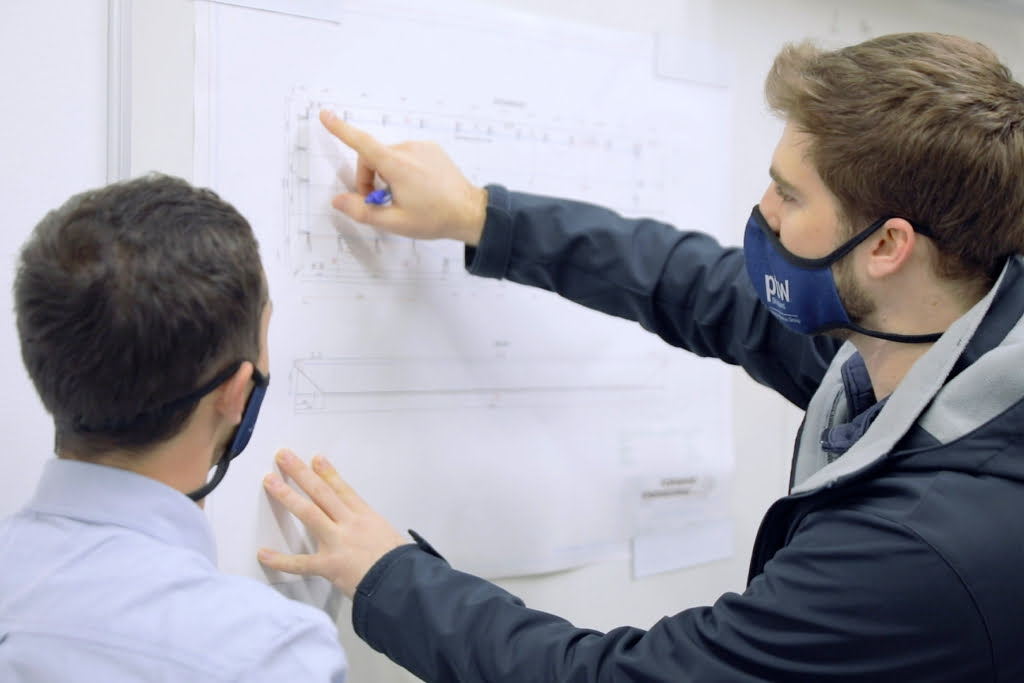 Project Management How our project management team is key to your yacht refit success
