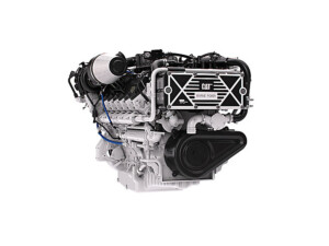 C32B Positive Reasons for Installing Caterpillar ® C32B engine on a Superyacht